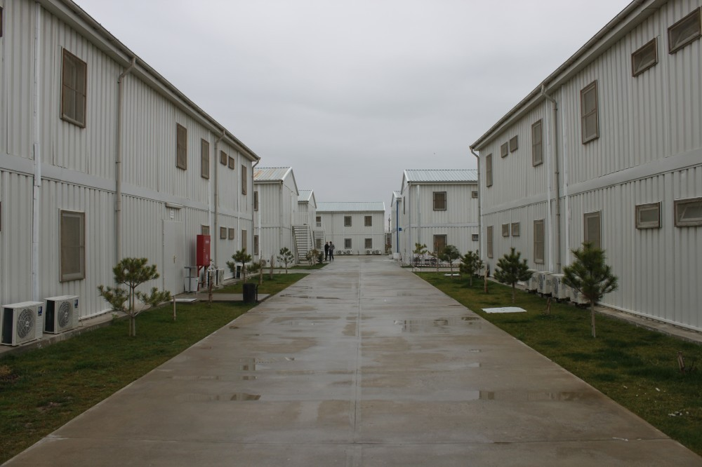 Prefabricated Dormitory Buildings