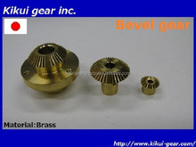 High performance bevel gear as transmission parts for different industries