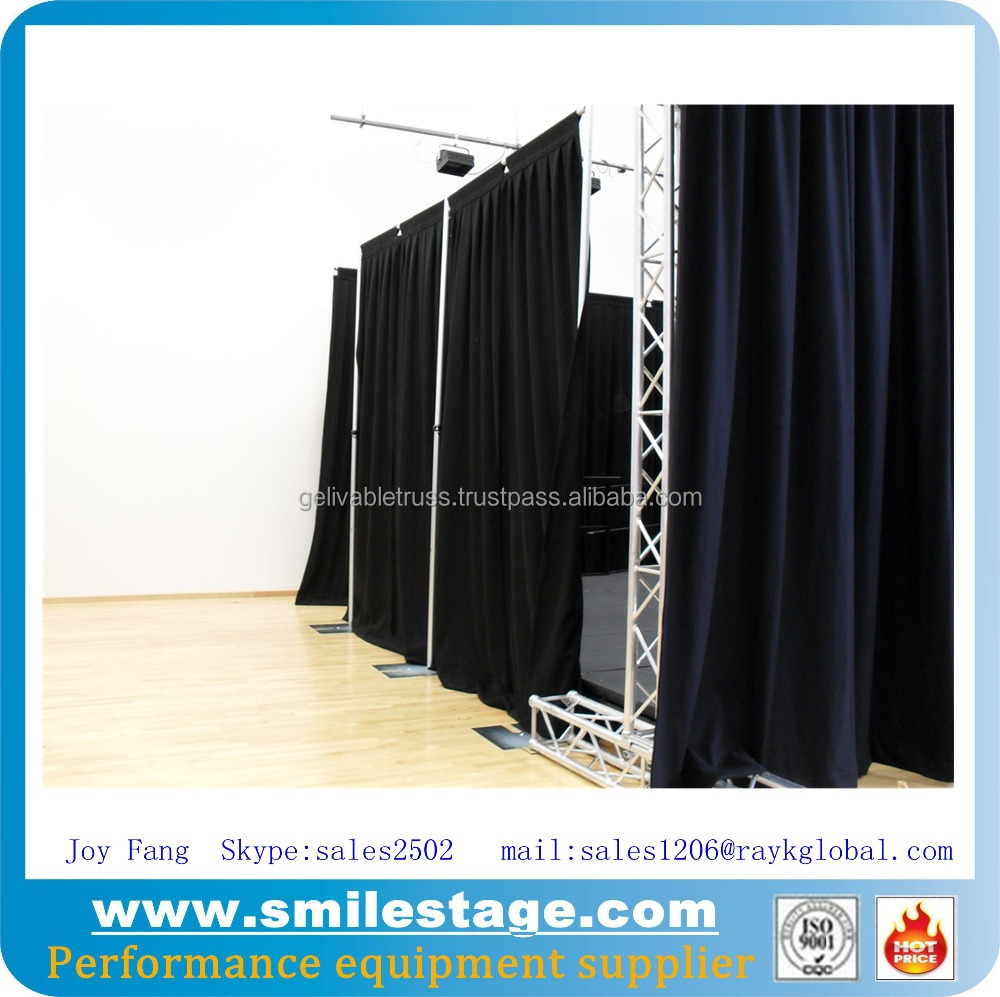 photo booth drapes pipe and drape system for events
