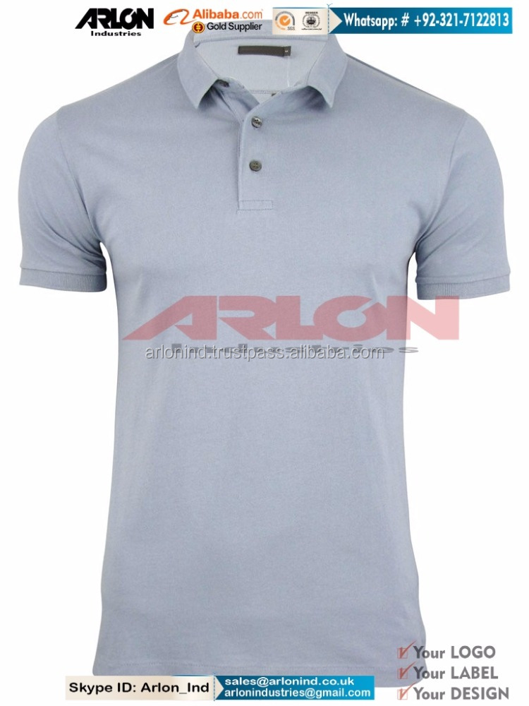 Wholesale Men 100% polo Dry Fit Blank Polo T Shirt Manufactured in Pakistan