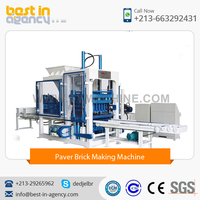 Effective and Efficient Paver Brick Making Machine/Block Making Machine