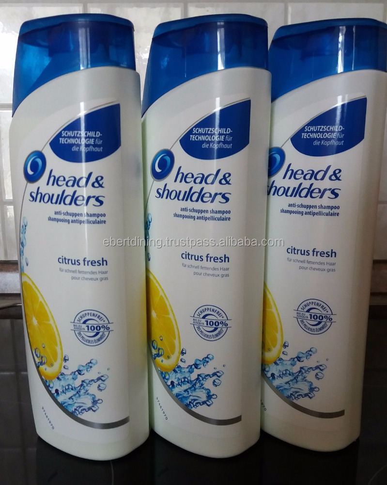 HEAD&SHOULDERS HAIR SHAMPOO