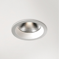 Sunlight Recessed luminaire with LED lighting system.