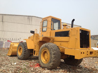 USED USA Caterpillar 950E Skid Steer Wheel Loader, 16ton