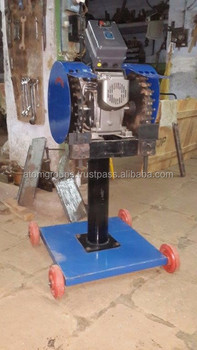 Atom Brand coconut deshelling machine with best price