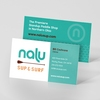 New fashion business cards designing in India