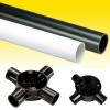 Dubai UAE plastic rigid conduit pipe