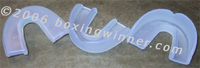 Junior Single Mouth Guard For Boxing