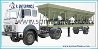 Low cost 50 TPH Mobile Asphalt Plant for sale