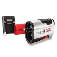 New Bushnell Tour V3 Slope Patriot Pack Golf Laser Rangefinder