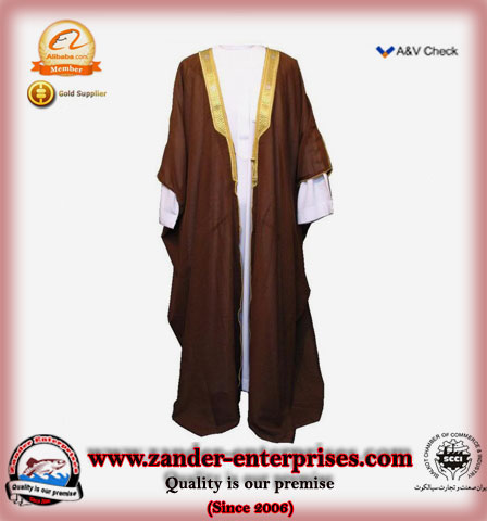 Fashionable men kaftan