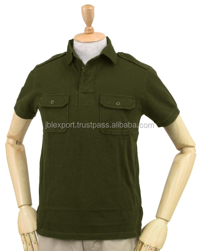 high quality brand name clothing calico polo shirts