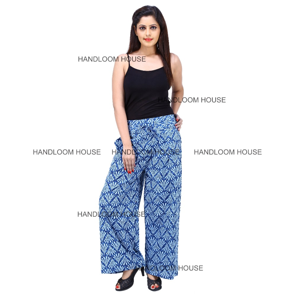 Fashion Women Loose Palazzo High Waist Wide Leg Long Pants Trousers Solid Yoga Pants