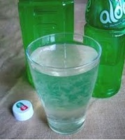 Aloe Vera Drink available !!