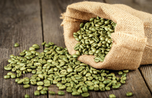 Robusta / Arabica Green Coffee Beans