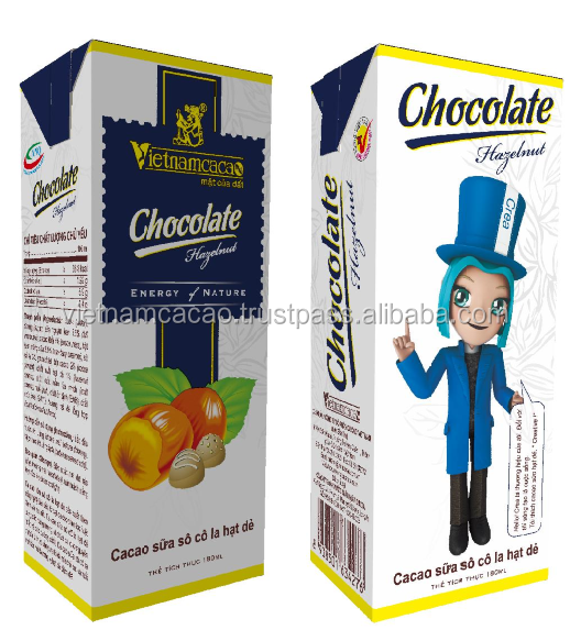 UHT Chocolate Drinks - the most competitive price