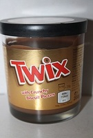 Sweet Twix Chocolate Spread with Crunchy Biscuit pieces (200g)