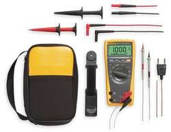 Industrial Digital Multimeter 10A 1000V 10001