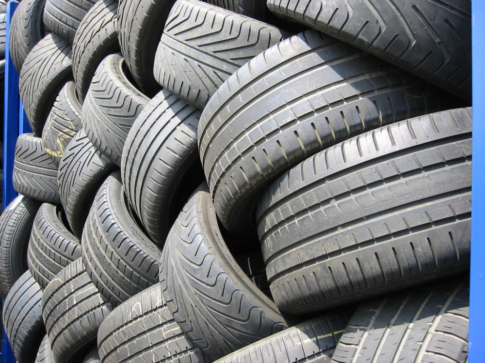 High quality second hand used car tires from Germany at cheap prices
