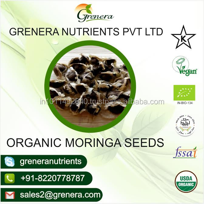 Food Supplement Moringa Seed Distributor In India