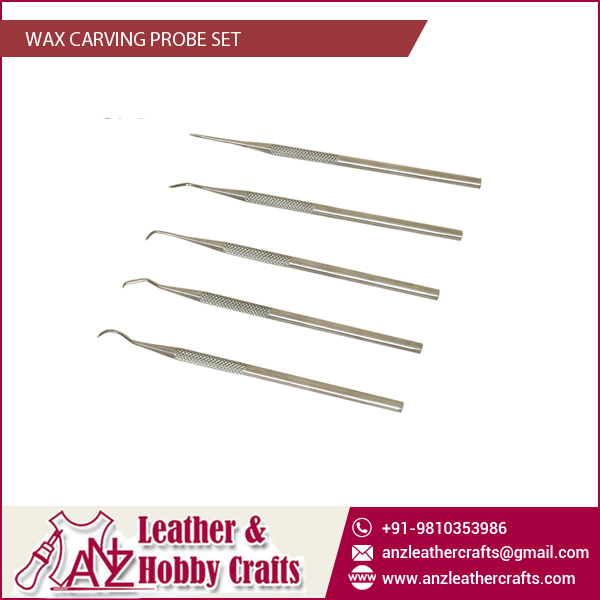 Long Lasting Grade Wax Carving Probe Set Tool