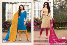 Indian Pakistani Suit Bollywood Straight Ethnic Designer Dress Salwar Kameez
