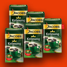 Jacobs Kronung ground coffee 500g