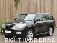 Used RHD Toyota Land Cruiser 4.5D-4D V8 2010