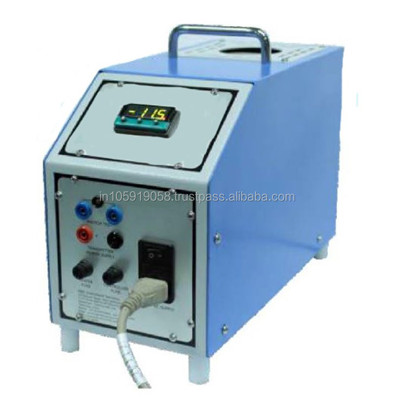 Negative Dry Block Temperature Calibrator