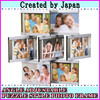 Fashionable and Best-selling family tree photo frame created by Japan
