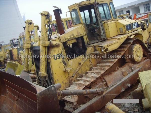 Used CAT Bulldozer D9N Caterpillar D9R dozer For Sale