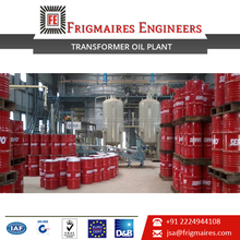 High Viscosity and Solid Material Made Transformer Oil Plant for Sale