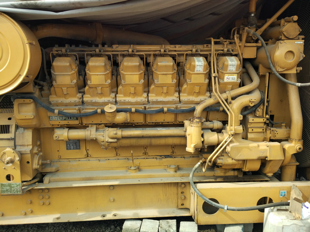 caterpillar 2000kva diesel generator cummins eighty