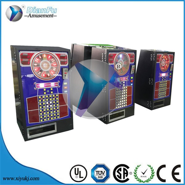 Arcade coin-operated Coin operated/bill acceptor machine type hot sell in Namibia inAfrica jackpot machine for casinos hot sale