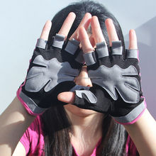 Professional Design High Quality Neoprene Girls Weightlifting Gloves