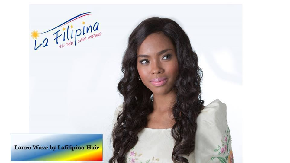 Laura Wave Filipino Human Hair Extensions by LaFilipina hair