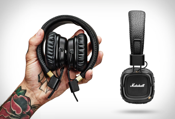 Marshall Bluetooth Wireless Headphone for iPhone