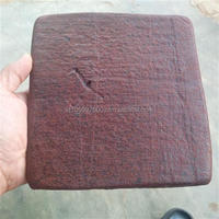 Dragon Bloods (Sanguis Draconis), a red resin of Rotan Jernang used for traditional medication
