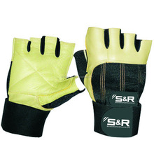 Weight Lifting Gym Gloves Neoprene Material