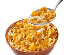 Corn Flakes cereal origin Ukraine
