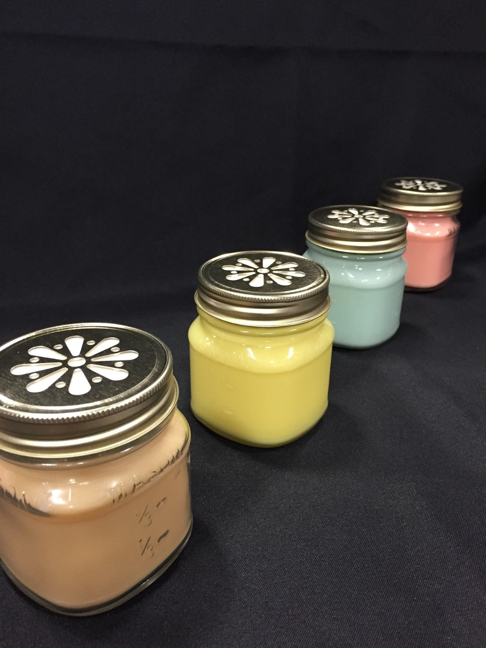 Fizzy Bath Bombs Candles