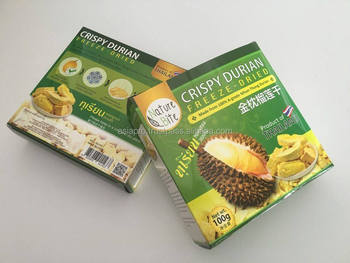 Freeze dried Durian Nature bite Brand