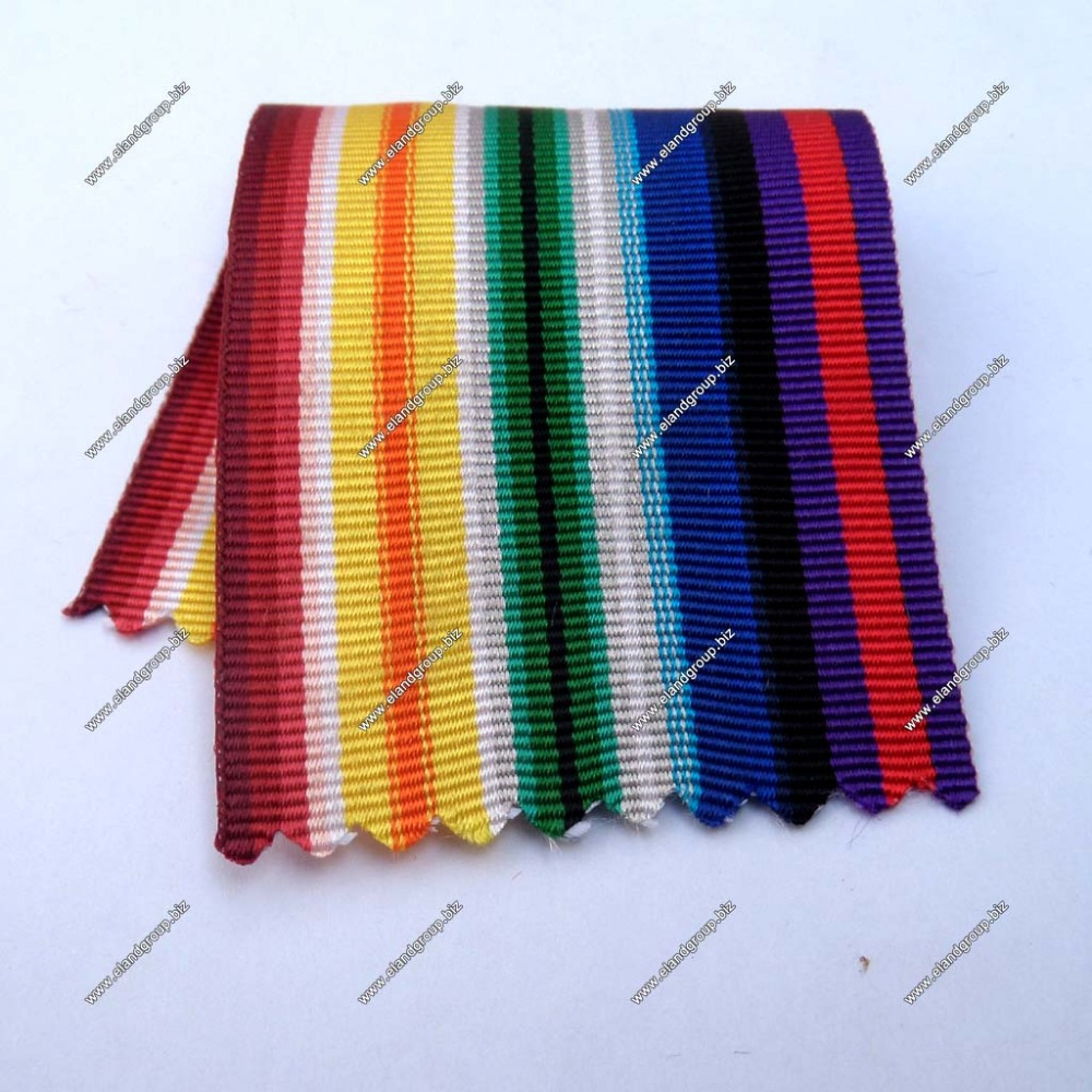 Souvenir Award Sports Running medal ribbon | fabric military medal ribbon