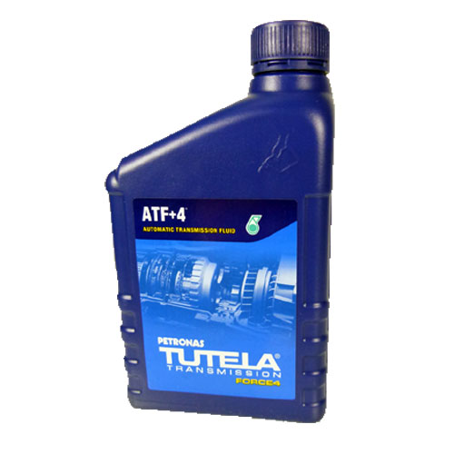 Tutela Transmission Force 4 ATF +4 original Fiat Iveco Chrysler tranmssion oil