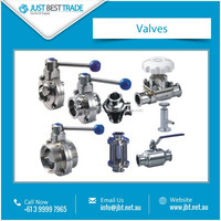 Superior Durable Valve for Commercial and Industrial Throttling Applications.