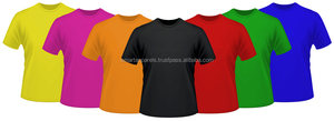 Wholesale Men Clothing Blank High Quality Cotton t shirts
