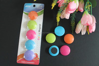 Round shape 30mm color magnet button for office, whiteboard, frige, freezer, school. Wholesale magnet button cheap sale!