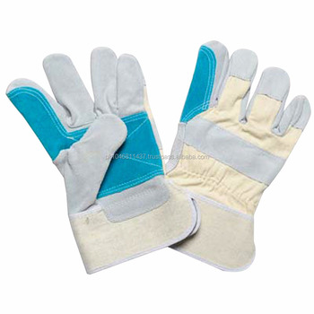 High Quality Reinforced Palm Working Gloves