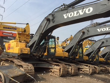 Used Volvo Excavator EC360 also EC210B IN STOCK