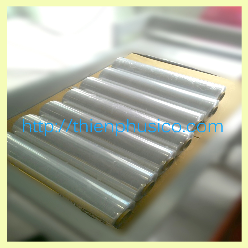 new product Viet Nam manufacture plastic packing stretch film